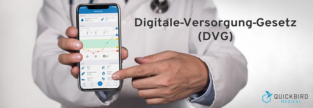 Digitale-Versorgung-Gesetz (DVG): Implikationen für App-Hersteller