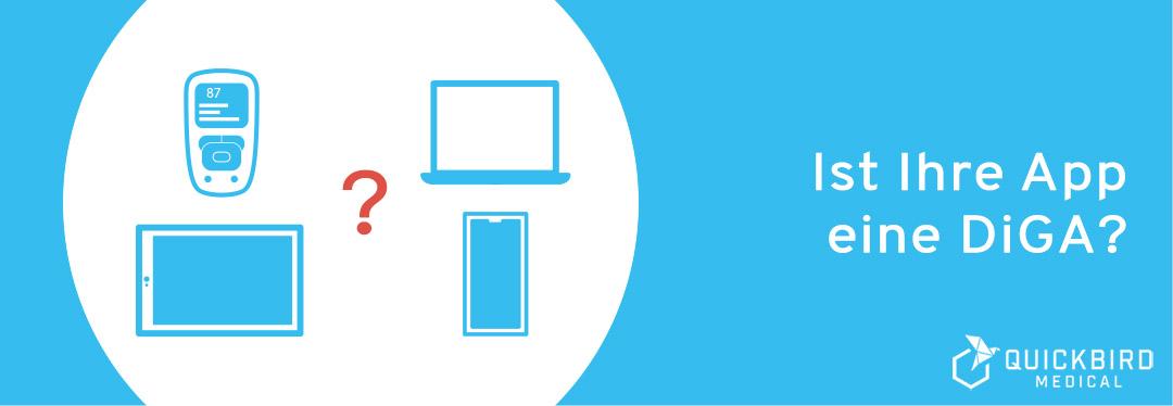 Ist Ihre App eine DiGA? Definition & Kriterien digitaler Gesundheitsanwendungen