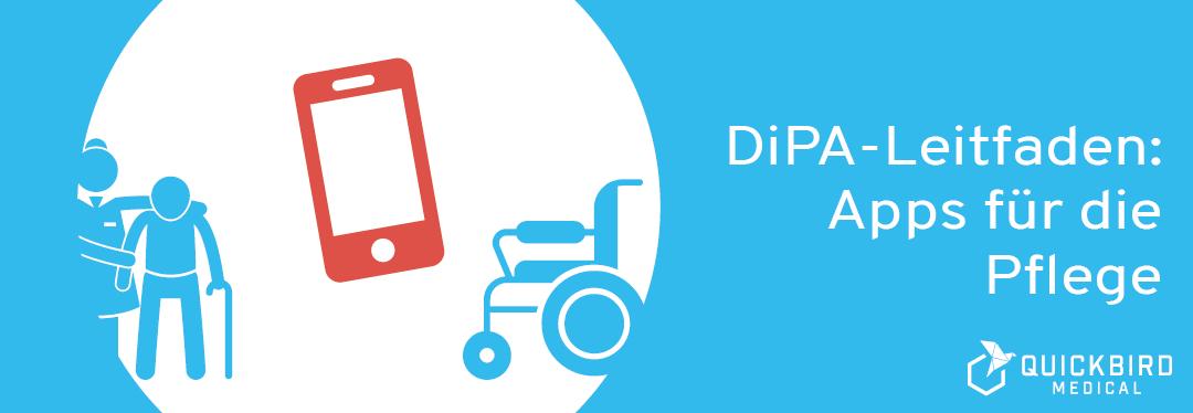 DiPA-Leitfaden: digitale Anwendungen für die Pflege